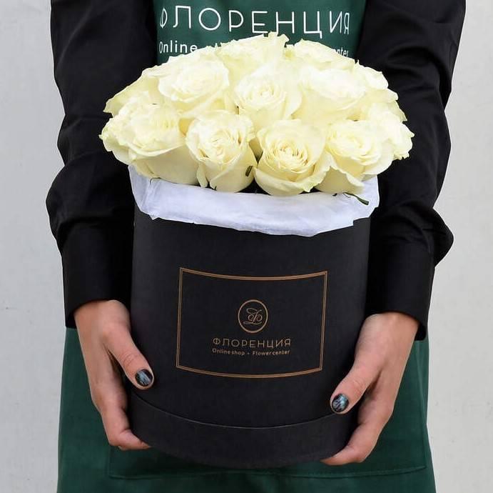 Цветы в коробке R3
