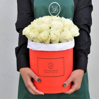 Цветы в коробке R4