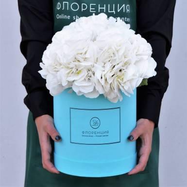 Цветы в коробке R7